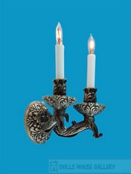 Ornate Heidi Ott Double Classic Wall Lights