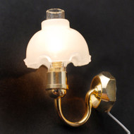 Fluted Wall Lamp
