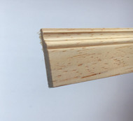 1 Length Of Quality Wood Skirting Board  430mm by 20mm