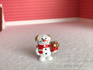 Snowman Ear Warmers Christmas Figure