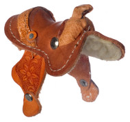 Leather Western Cowboy Saddle