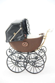 Heidi Ott Detailed Bronze Pram