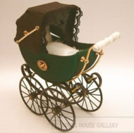 Heidi Ott Detailed Green Pram