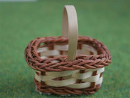 Small Two Tone Basket