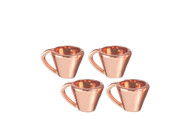 Copper Cups 4 Pack