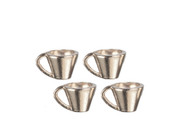 Silver Cups 4 Pack