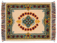 Quality Karastan Wool Rug Made In Austria (w)