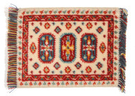 Quality Caucasian Wool Rug Made In Austria (w)