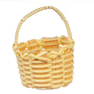 Light Round Basket