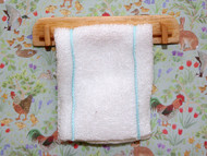 Kitchen Towel Rack & Towel