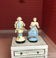 Ornamental Colonial Couple Set