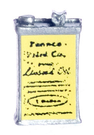 Linseed Oil Can