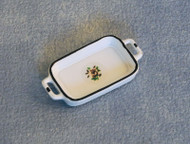 White Enamel Tray