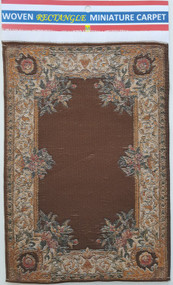 Brown Carpet Rug