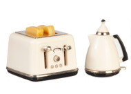Toaster And Coffee Pot