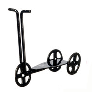Black Metal Scooter