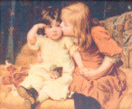 Victorian Children Picture
