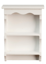 White Wall Shelf