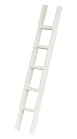 "6"" White Ladder"
