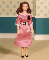 Margot Doll, Pink Dress