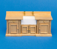 Smallbone Sink  Unit With Opening Drawers