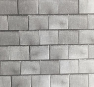 A3 Embossed Light Roof Slates