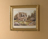 Country House Framed Picture