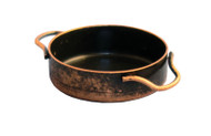 Rustic Copper Stove Pan