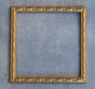 Large Metal Picture Frame 8cm by 8cm