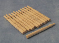 Spindles Pack Of 12 (65mm)