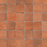 A3 Terracotta Small Tiles Card
