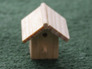 Plain Garden Bird Box