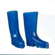 Blue Outdoor Wellington Boots