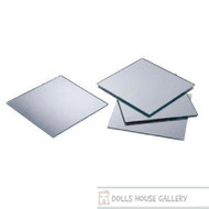 Square Mirror 2 Inch (4 Pack)