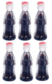 Cola Bottles 6 Pack