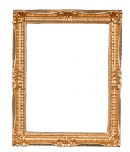 Gold Picture Frame 5cm by 4cm