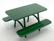24th Scale Picnic / Park Bench