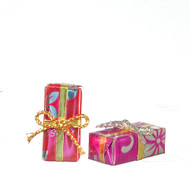 Christmas Or Birthday Presents 2 Pack - 2cm Long