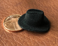 Small Black Cowboy Hat