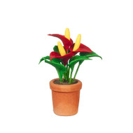 Flowers In Plant Pot