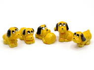 Set Of 6 Dogs