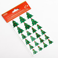 Christmas Tree  Stickers 22pc