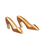 Ladies Shoes in Gold