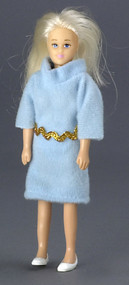 Blonde Mother Doll