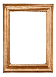 Gold Picture Frame 5.5cm by 7.5cm