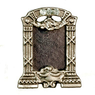 Pewter Photo Frame with Jewels
