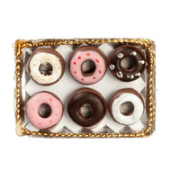 Donuts On A Tray
