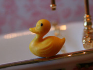 Pair of Medium Yellow Bathtime Ducks