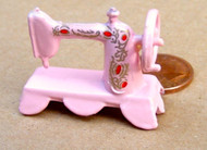 Pink Table Sewing Machine