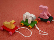 Animal Pull Along Toy